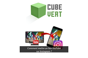 Mettre swipe up Instagram